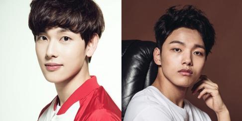 Yeo Jin Goo, Siwan