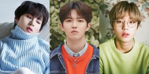 Wanna One, Park Ji Hoon, Kim Jae Hwan, Ha Sung Woon