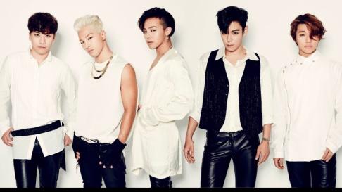 Big Bang, Taeyang, G-Dragon, BoA, BTS, TWICE