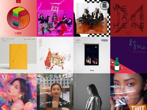 Ben, Bolbbalgan4, (G)I-DLE, Taeyeon, ITZY, Lia, Kassy, Kim Chung Ha, Hwa Sa, MONSTA X, NCT Dream, N.Flying, Leeteuk