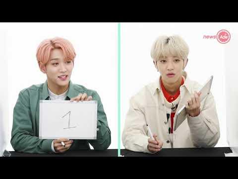 Golden Child's 'dongsaeng team' tests their telepathy skills with 'NewsAde' | allkpop