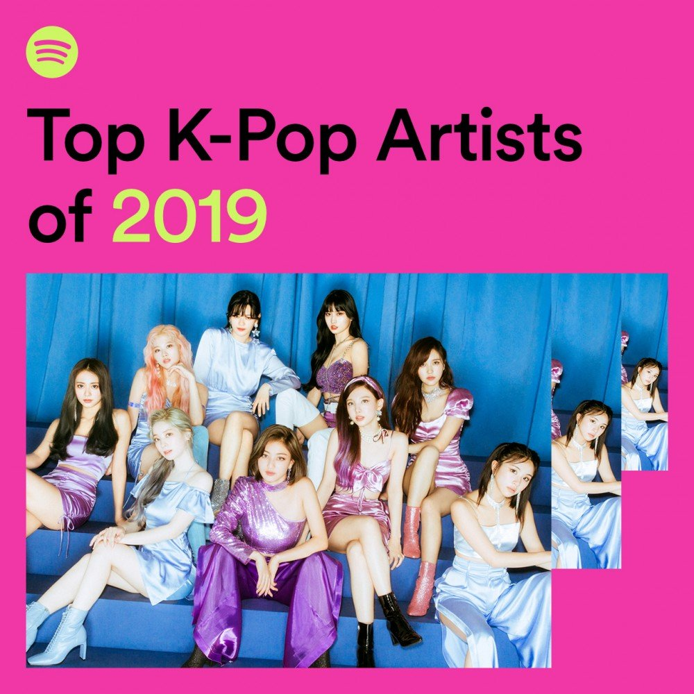 Spotify Reveals the Top K-Pop Artists and Tracks of 2019 | allkpop