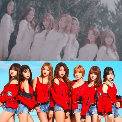 After School, AOA, CLC, Oh My Girl, RaNia, BP RaNia