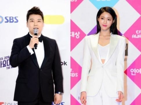 Seolhyun, Jun Hyun Moo