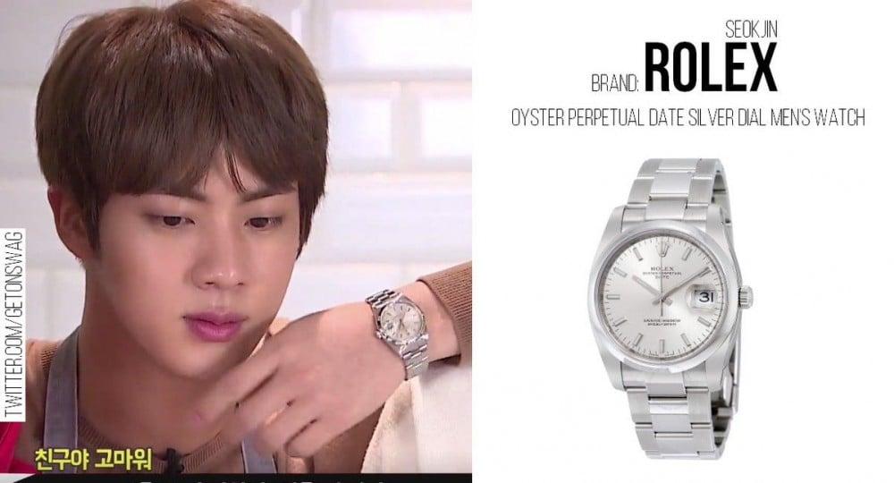 Nhìn giá những chiếc đồng hồ đắt nhất của các trai nhà BTS mà muốn tiền đình: Hạt dẻ cũng 148 triệu, đỉnh cao là 1,6 tỷ VNĐ - Ảnh 1.