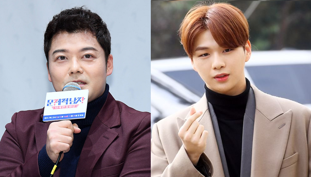 Jun Hyun Moo reveals what he thinks of Kang Daniel's character after filming 'Happy Together'   allkpop