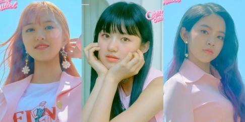 Cherry Bullet, Momoland, Taeha, Daisy