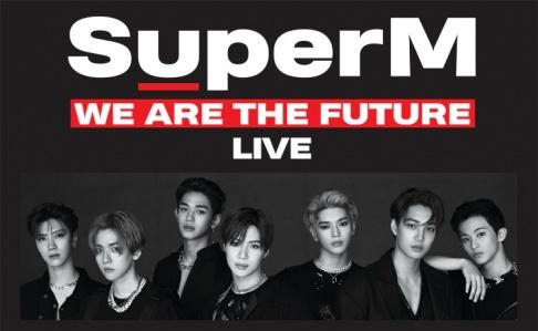 EXO, NCT, WayV, SHINee, SuperM