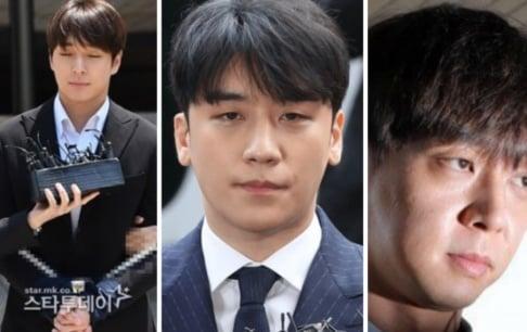 Seungri, Jonghyun, Eunjin, Jonghun, Jung Joon Young, Yoochun, Kim Gun Mo, Lee Tae Im