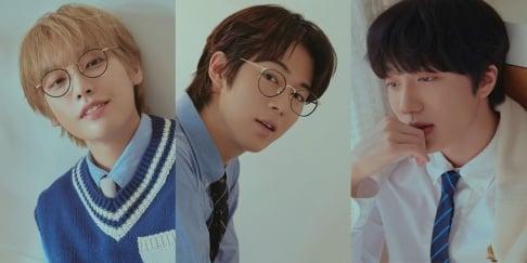 SF9, Rowoon, Inseong, Dawon, Chani