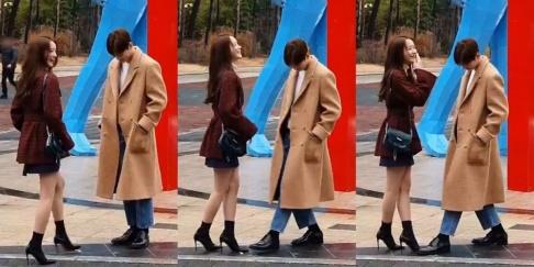 Cha Eun Woo, YoonA