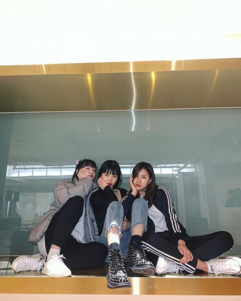 Hayoung, Yerin, Joy