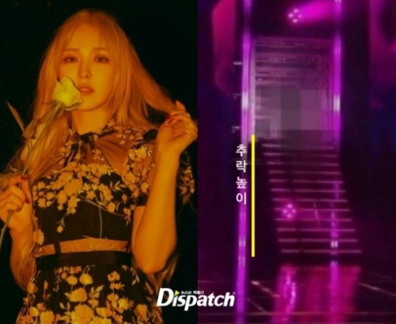Pop Singer Wendy From Red Velvet Hospitalized After Accident
