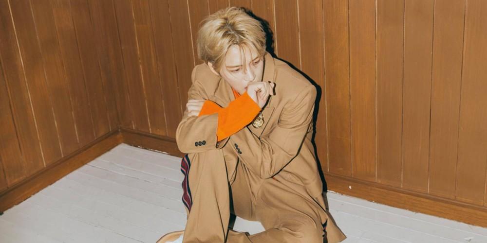 Jaejoong releases first quiet teaser image for his 2nd Korean mini album 'Love Ballad' | allkpop