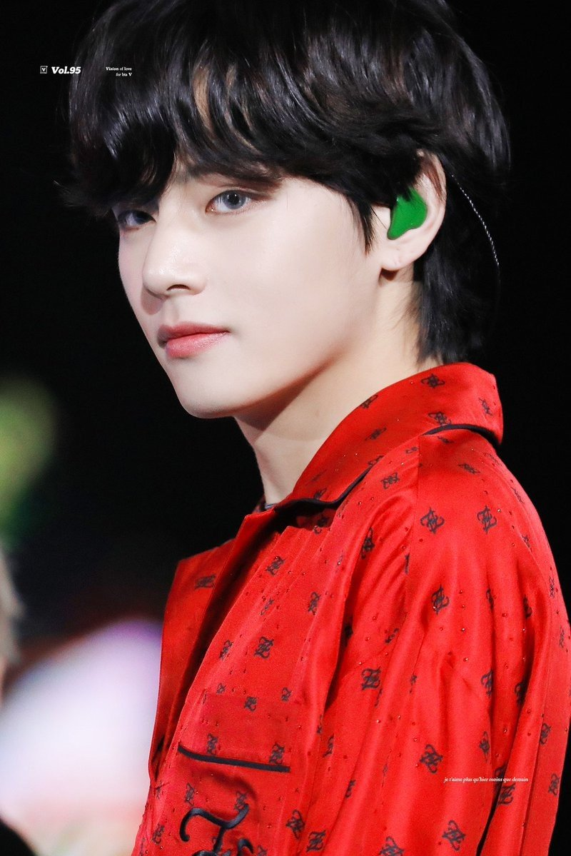 BTS V stuns viewers and tops Daum and Naver real time trends after his performance at KBS Gayo DaeChukJe 2019   allkpop