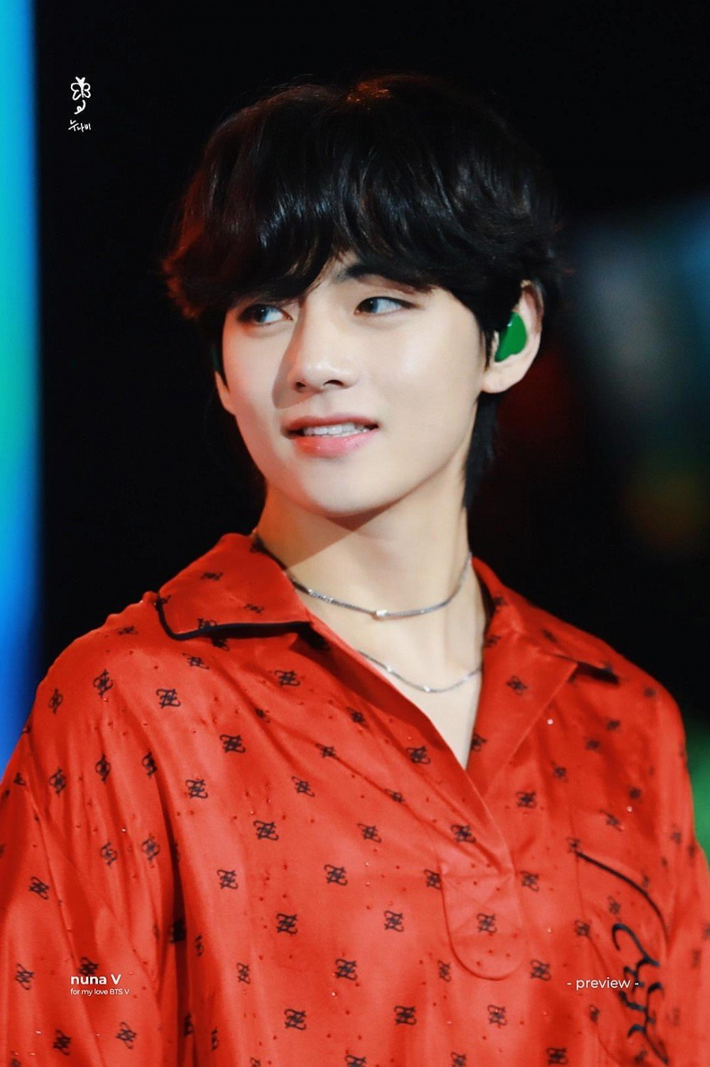 China - BTS V topic, the most followed BTS one on Weibo, has