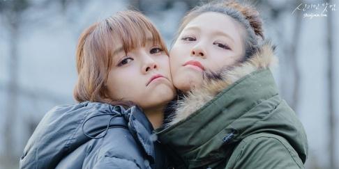 AOA, Seolhyun, Jimin