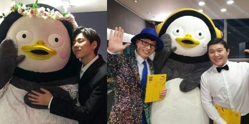 Zico, Jo Se Ho, Yoo Jae Suk