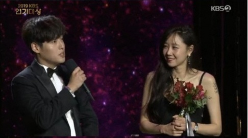 Gong Hyo Jin, Kang Ha Neul