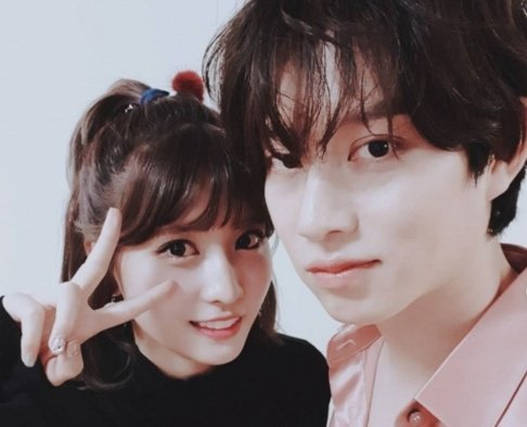 Super Junior, Heechul, TWICE, Momo