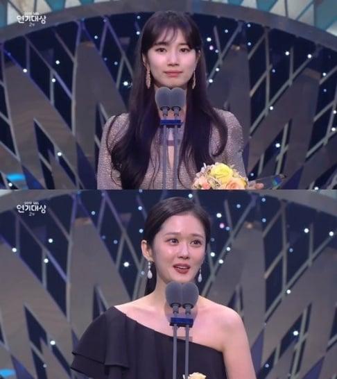 Jang Na Ra, Kim Sun Ah, Suzy