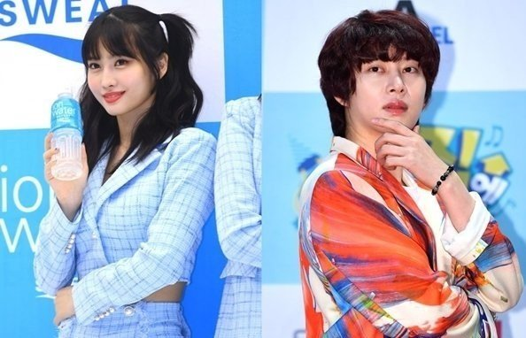 Twice's Momo & Super Junior's Kim Heechul Are Dating, According to Their Agencies