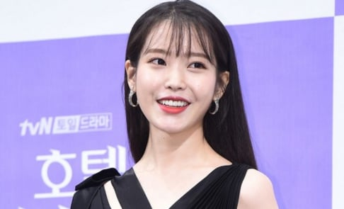 IU, Park Seo Joon
