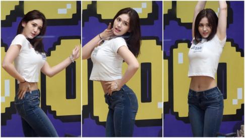 Jennie, Jisoo, Rose, Lisa, V, Jungkook, Jimin, Jeon So Mi, IU, Jihyo, HyunA