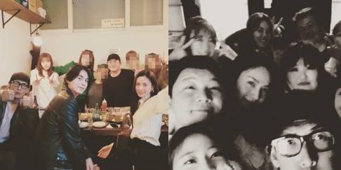 Nana, Sunny, Park Joon Hyung, Jo Se Ho, Lee Dong Wook, Lee Kuk Ju