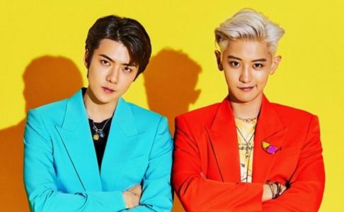 EXO, Sehun, Chanyeol