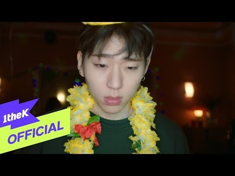 Zico has his own birthday party in 'Any Song' MV | allkpop