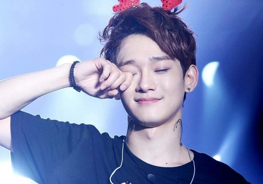 Exo L Show Their Support For Exo Member Chen As He Takes All First Places On Trending Worldwide Allkpop