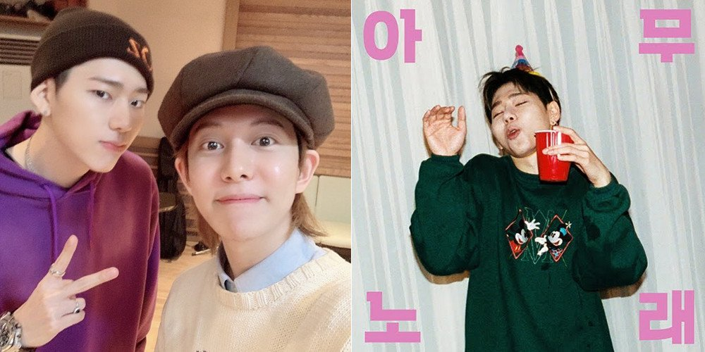 Park Kyung congratulations Zico on 1st place 'acknowledged by many people' during his radio broadcast | allkpop