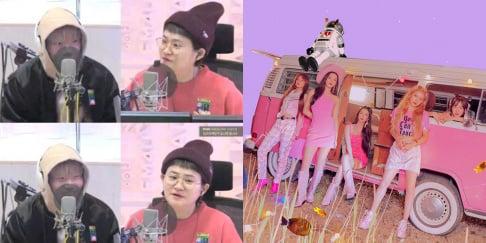 Changmo, Red Velvet, Joy