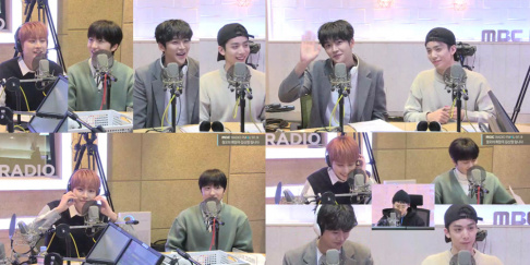 SF9, Rowoon, Inseong, Hwiyoung, Chani