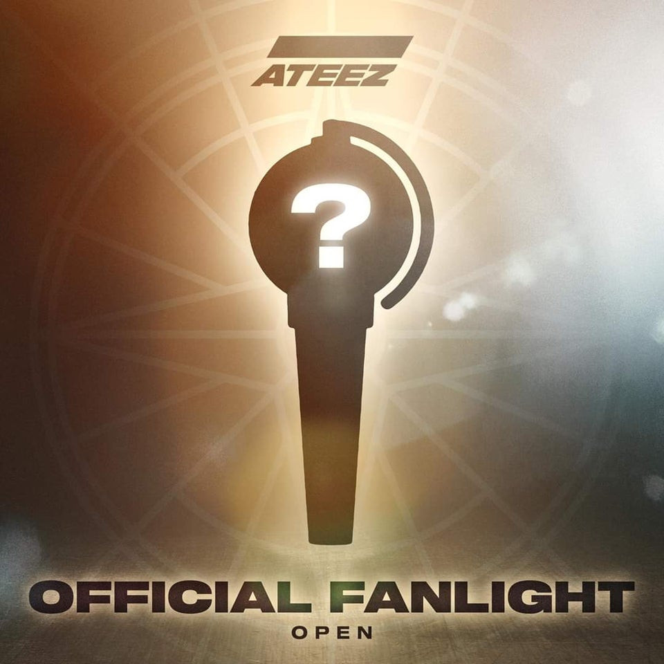 Ateez Reveals New Teaser Image For Their Upcoming Lightstick