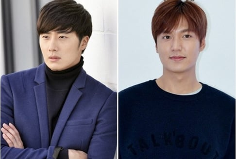 Jung Il Woo, Lee Min Ho