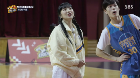 Cha Eun Woo, Joy, Seo Jang Hoon