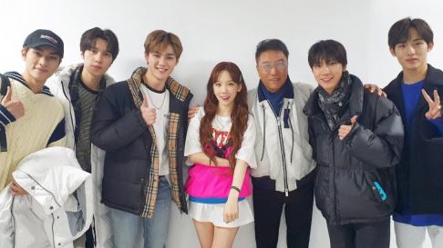 Taeyeon, Lee Soo Man, WayV