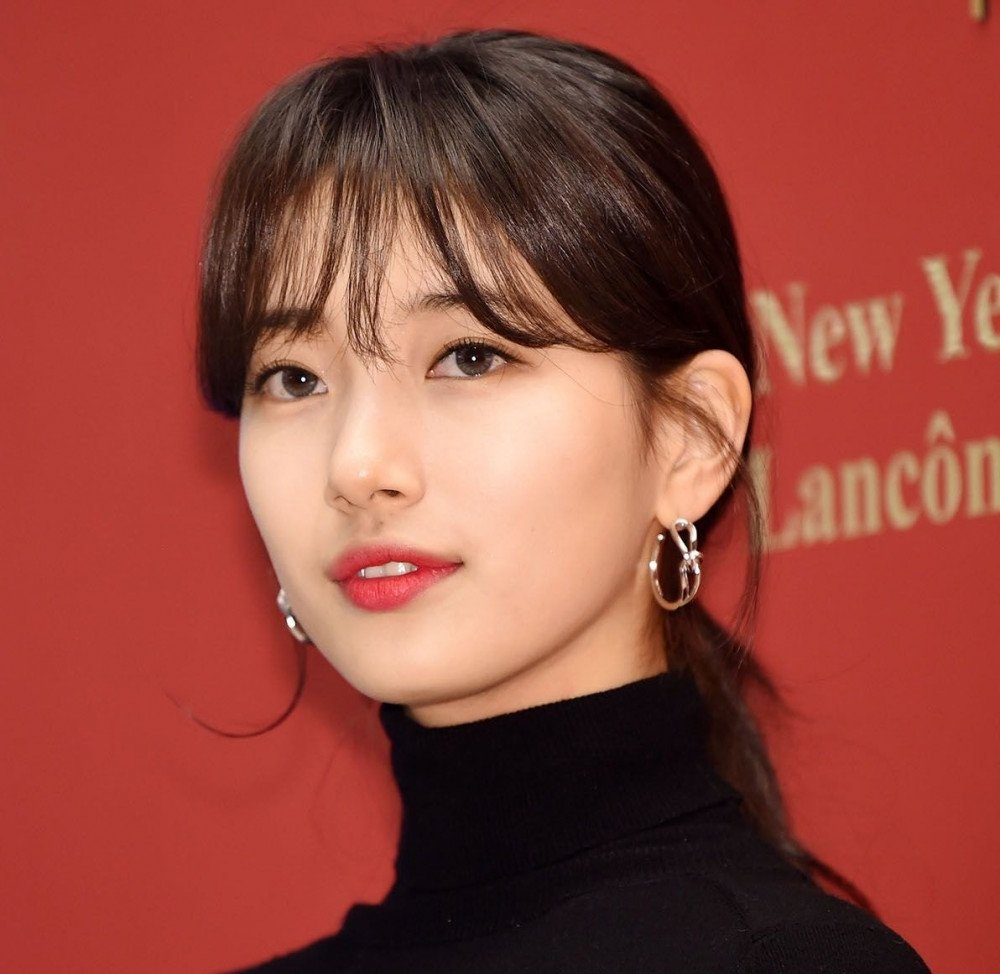 Suzy makes headlines with her gorgeous look at Lancome's photocall in Seoul | allkpop