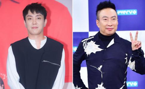 Park Myung Soo, Eun Ji Won