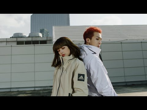 Song Min Ho & Lisa take cover from the rain in their newest 'Adidas Korea' CF | allkpop