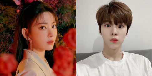 IZ*ONE, Kim Woo Seok
