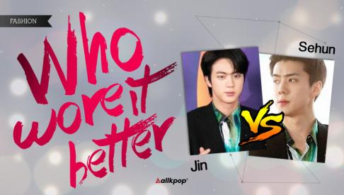Jin, Sehun