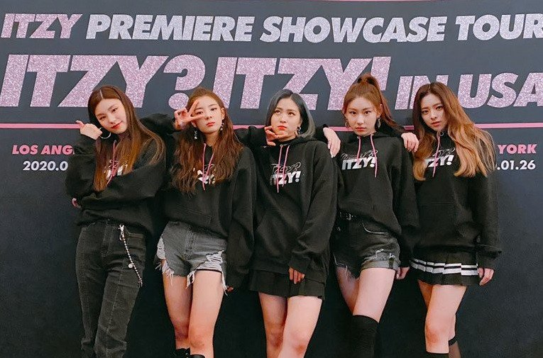 ITZY to Appear in 'Good Day New York' and 'BUILD Series' | allkpop