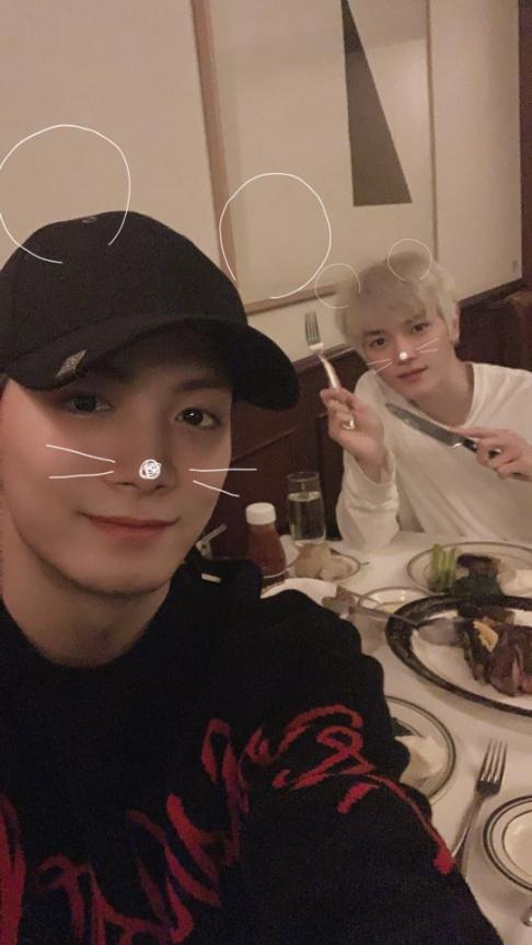 NCT, Taeyong, NU
