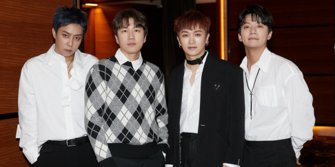Sechskies, Eun Ji Won, Lee Jae Jin, Jang Su Won, Kim Jae Duk