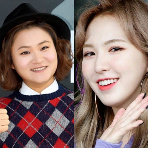 Kim Shin Young, Wendy