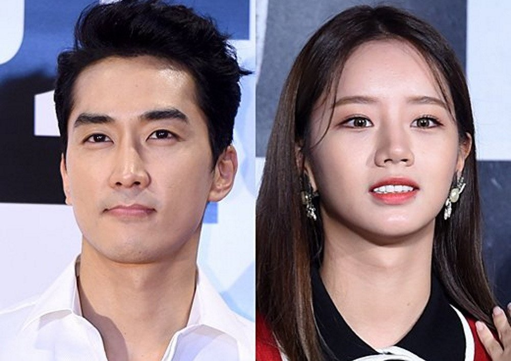 Girl's Day's Hyeri & Song Seung Hun clarify reports about starring ...