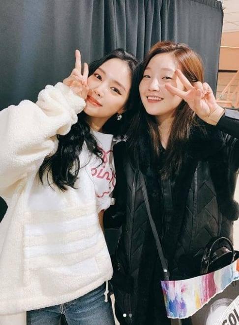 Na-Eun, Park So Dam